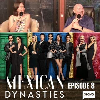 """Tv Episode 8 of Mexican Dynasties """"Paz for Concern"""" Commentary by David Hoffmeister with Spanish translation"""