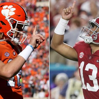 College Ball Show: Alabama vs Clemson: Championship Preview-Banter-Predictions