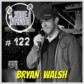 #122 Bryan Walsh