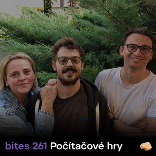 BITES 261 Pocitacove hry