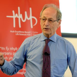 Tackling Health Inequality with Sir Michael Marmot