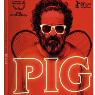 Critique du Film PIG  et un dvd à gagner !