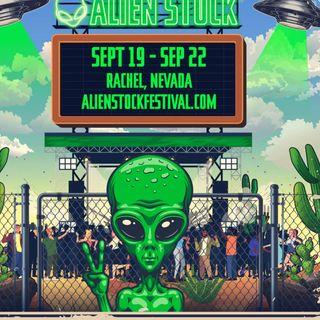UFO Buster Radio News – 244: 2019 Alien Stock Festival – Yep, That just happened!