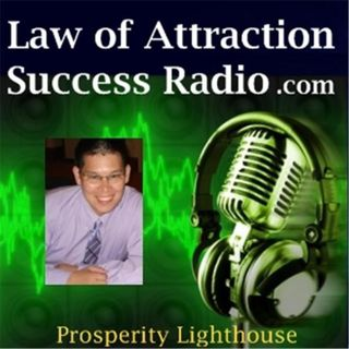 Law of Attraction Success Radio - From unemployed and drowning in debt to debt-free and successful