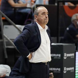 """Txus Vidorreta: """"Ha sido un partido tenso, duro y difícil"""""""
