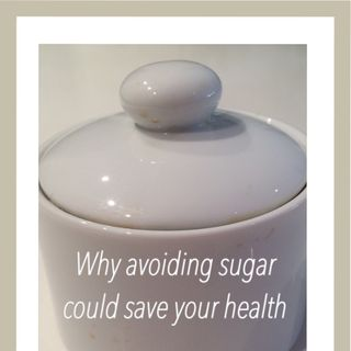 Why avoiding sugar. could save your health