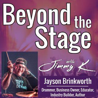 Episode 02: Jayson Brinkworth