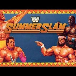 ENTHUSIASTIC REVIEWS #89: WWF SummerSlam 1989 Watch-Along