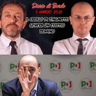 Il crollo di Zingaretti