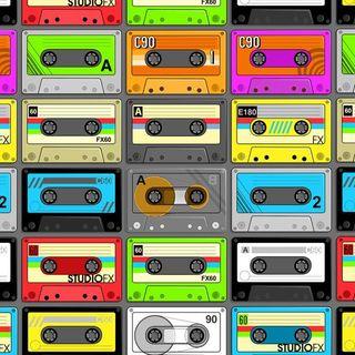 Retro 80's Tapes