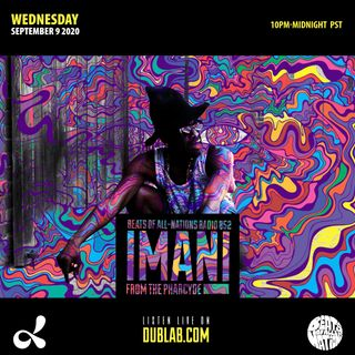 Imani of The Pharcyde | Beats of All-Nations Radio  052 on Dublab