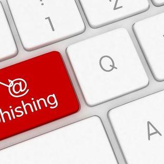 Phishing per andare a pesca!