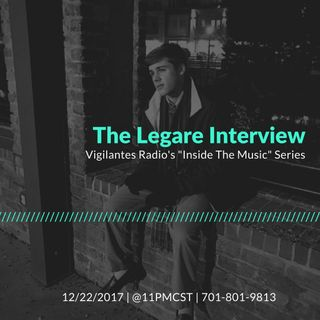 The Legare Interview.