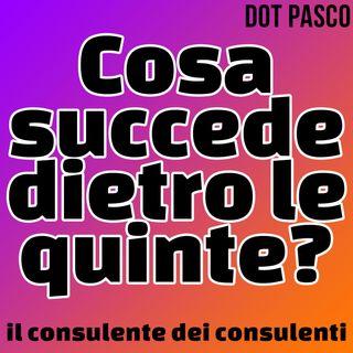 Consulente marketing: il retroscena, cosa succede dietro le quinte? - Dot Pasco