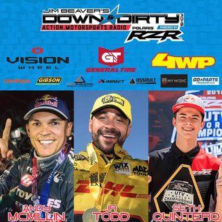 #380 – Andy McMillin, J.R. Todd, & Seth Quintero On Air!