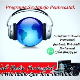 PROGRAMAÇÃO AO VIVO - Locutor-> Jhon Pentecostal'