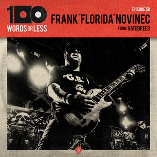 Frank Novinec from Hatebreed
