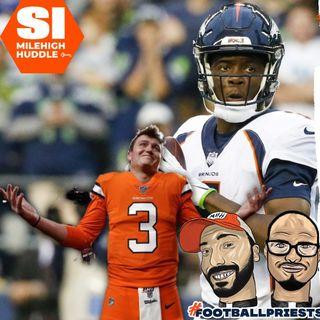HU #747: Gut Reaction: Broncos Make Destiny-Altering QB Decision | It's Teddy