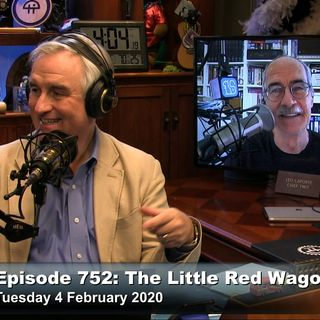 SN 752: The Little Red Wagon
