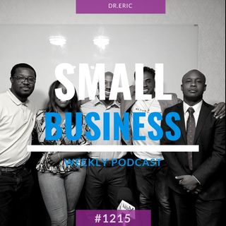 Dr.Eric On Small Business Radio