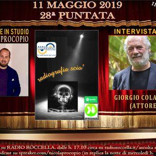 Radiografia Scio' - N.28 del 11-05-2019