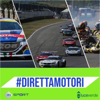 Diretta Motori - puntata del 9 settembre 2019