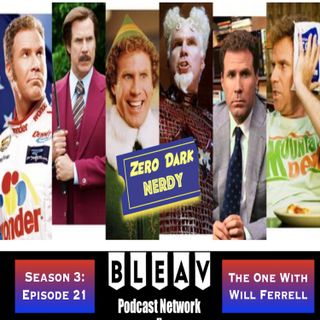 S E21: The One with Will Ferrell