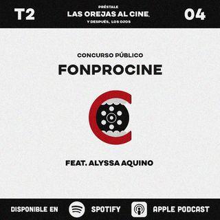 FONPROCINE | feat. Alyssa Aquino