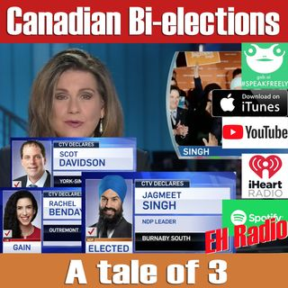 EHR 516 Morning moment Bi-election time in Canada Mar 1 2019