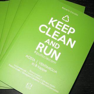 Roberto Cavallo Keep Clean and Run