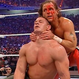 WWE Rivalries: John Cena vs HBK