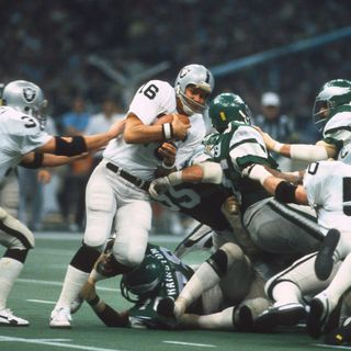 TGT Presents On This Day: January 25,1981 The Oakland Raiders Beat the Philadelphia Eagles in Super Bowl XV