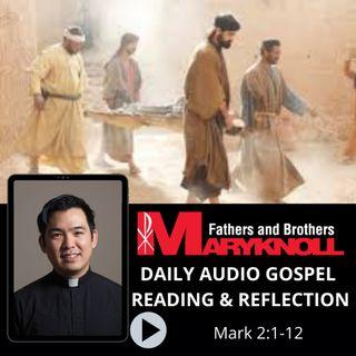 Mark 2:1-12, Daily Gospel Reading and Reflection