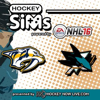 Predators vs Sharks: Game 5 (NHL 16 Hockey Sims)