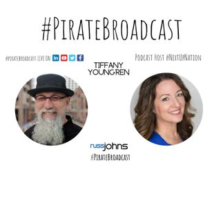 Catch Tiffany Youngren on the #PirateBroadcast™