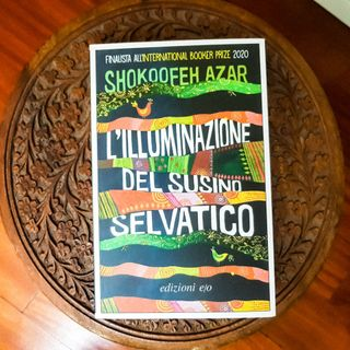 """""""L'illuminazione del susino selvatico"""" di Shokoofeh Azar"""