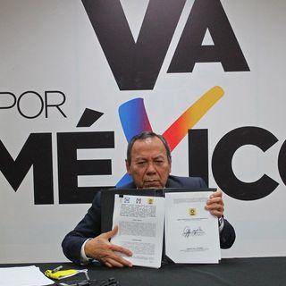 Va por México, acusó al gobierno federal y a Morena, de poner en riesgo las elecciones del 6 de junio