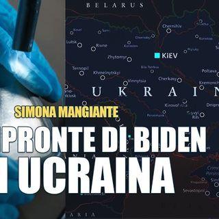 """Simona Mangiante: """"Biden è una catastrofe per il mondo intero"""""""