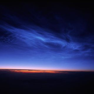 590-Noctilucent Clouds