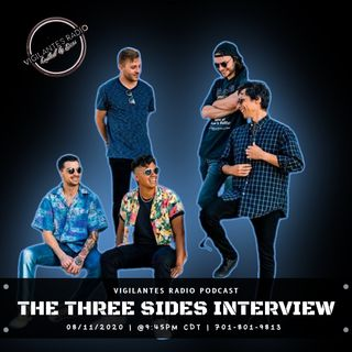 The Three Sides Interview.