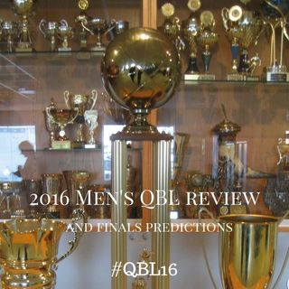2016 QBL season review and finals predictions