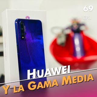 [🎙 PODCAST ] Nova 5T: Huawei quiere dominar la gama media.