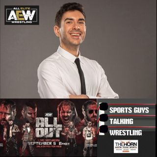 SGTW Special Edition Tony Khan AEW All Out Media Teleconference Sep 3 2020