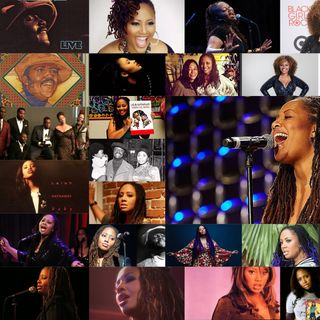 """Lalah Hathaway """"The Singing Songstress in The Mix"""""""