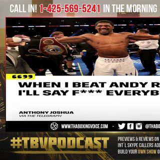 ☎️Andy Ruiz vs. Anthony Joshua 2🔥Two Losses Back to Back😱is His Career Over❓