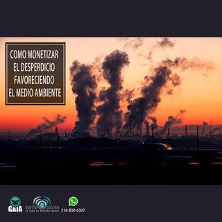 NUESTRO OXÍGENO Como monetizar el desperdicio favoreciendo el medio ambiente - Sue Espinosa