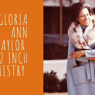 Gloria Ann Taylor | Rare Souls | Black Cultural Sanctuary