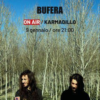 BUFERA: progetto ferrarese di music producer e beat maker - Karmadillo - s03e12