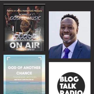 Stevie B. A Cappella Gospel Music Blast - (Episode 224)