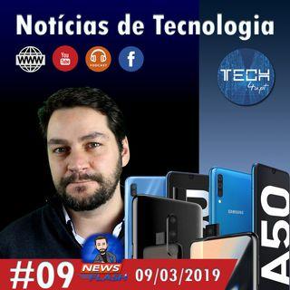 OnePlus 7 5G, Samsung Galaxy M30 e Série A - Noticias #09